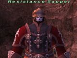 Resistance Sapper