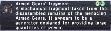 Armed Gears Fragment