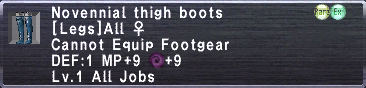 Novennial Boots