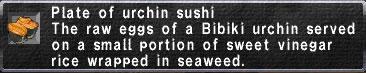 Urchin-Sushi