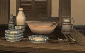 Tableware Set MH