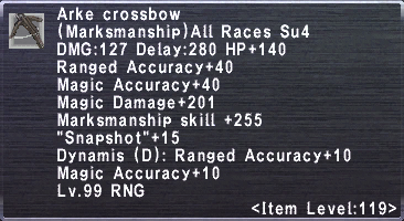 Arke Crossbow