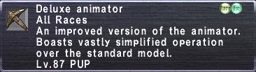 Deluxe Animator