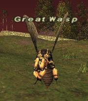 Great Wasp