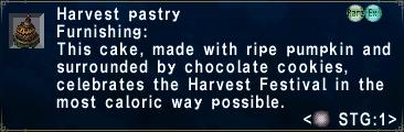 HarvestPastry