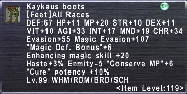 Kaykaus Boots