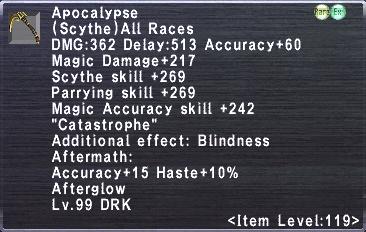 Apocalypse 119-3