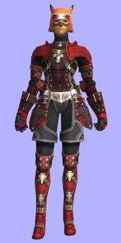 Furia Harness1m