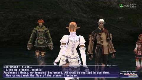 «FFXI-Movie» 0301 - Knocking on Forbidden Doors