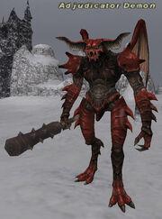 Adjudicator Demon