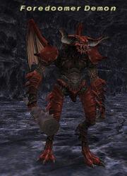 Foredoomer Demon