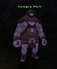 Hungry Wolf A