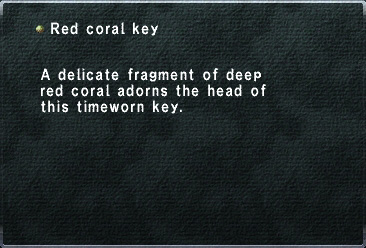 Red Coral Key