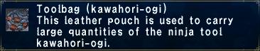 Toolbag(kawahoriOgi)