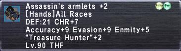 AssArmlets+2
