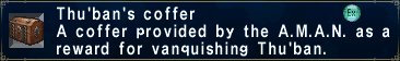 Thu'ban's coffer