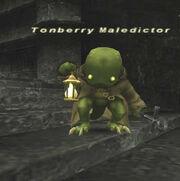 Tonberry Maledictor
