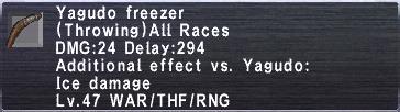 YagudoFreezer