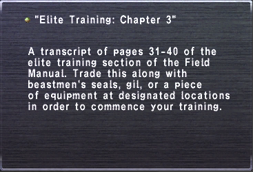EliteTrainingChapter3