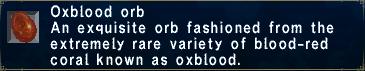 OxbloodOrb