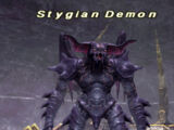 Stygian Demon