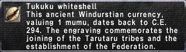 Tukukuwhiteshell