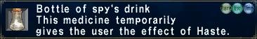 Spys Drink