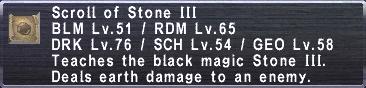 StoneIII