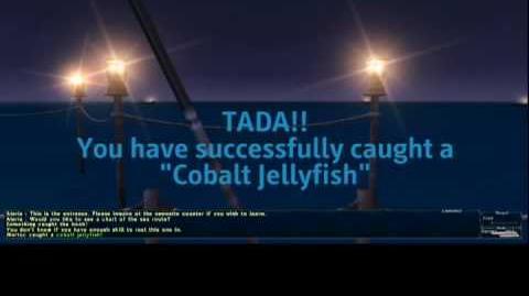 Cobalt Jellyfish Tutorial