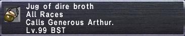 Dire Broth