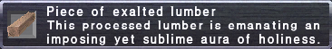 Exalted Lumber