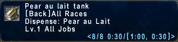 Pear Tank