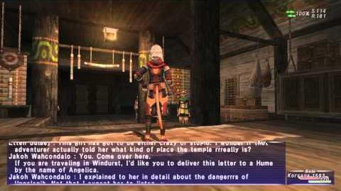 «FFXI-Movie» 0159 - A Question of Taste