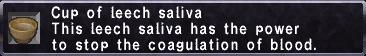 Leechsaliva