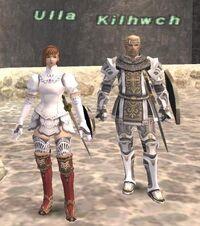 Ulla and kilhwch