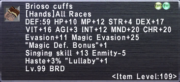 Brioso Cuffs