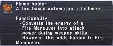 FlameHolder