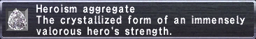 Heroism Aggregate