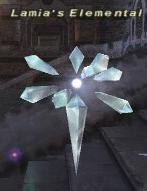 Lamia's Elemental (Ice)