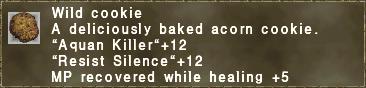 Wild cookie