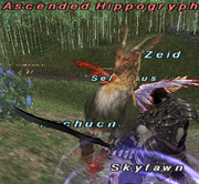 Ascended Hippogryph
