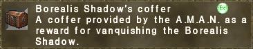 Borealis Shadow's coffer