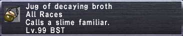Decaying Broth