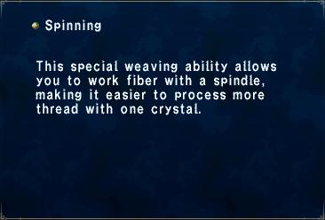 Key item spinning