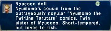 Ryacocodoll