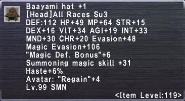 Baayami Hat +1