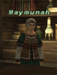Maymunah
