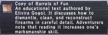 14 Barrels of Fun