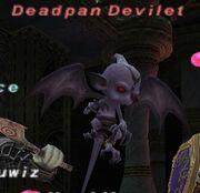 Deadpan