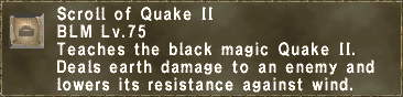 Scroll of Quake II
